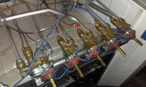 Ремонт электроплиты на дому недорого