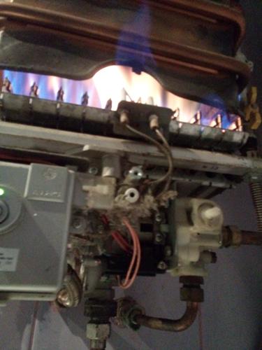 Ремонт газовая плита занусси