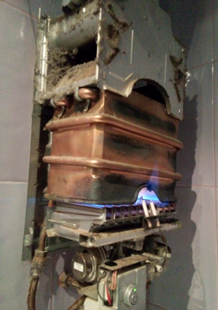 Ремонт духовки нарди